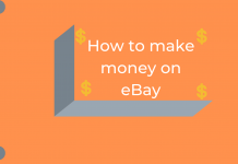 How to make money on eBay without selling anything