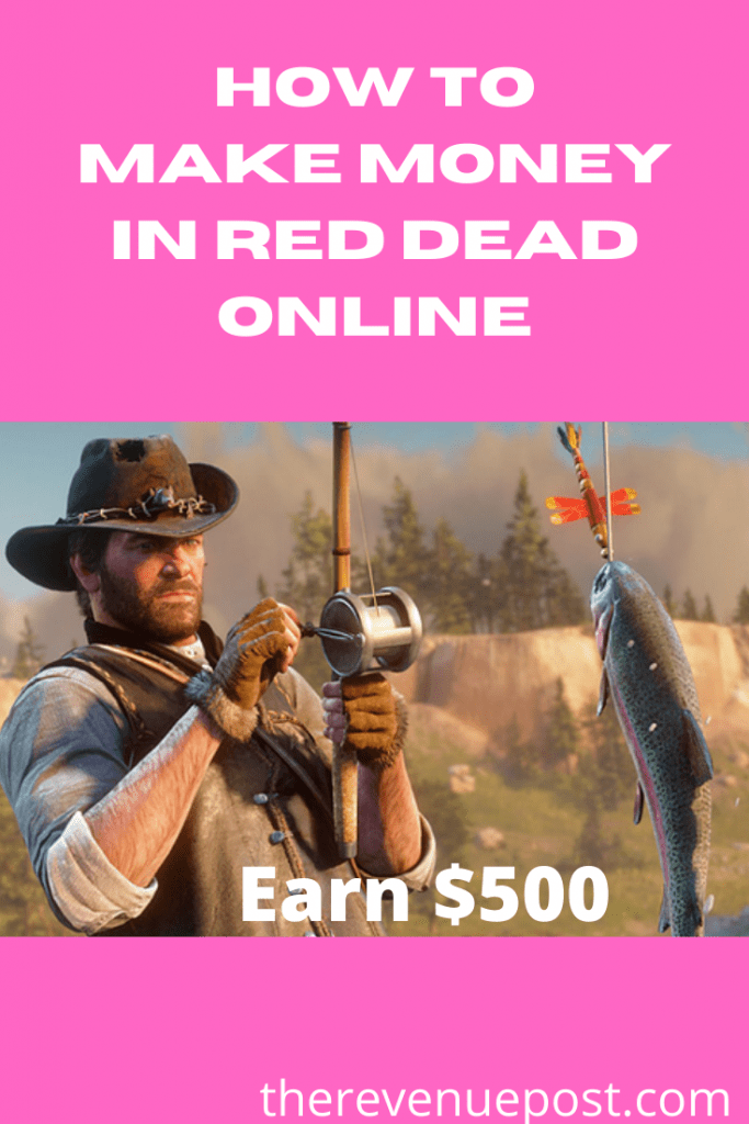 How to Make Money in Red Dead Online